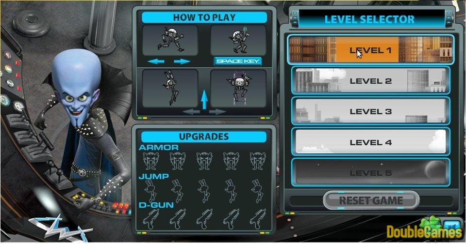 Imagens para download gratuito de Megamind. Metro City Madness 3