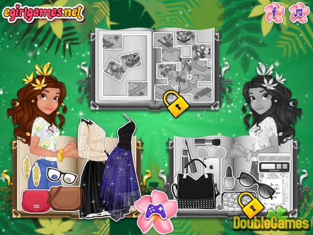 Jogos da Moana Online