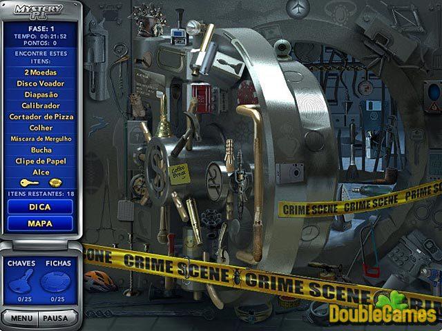 Imagens para download gratuito de Mystery P.I. - The Vegas Heist 2