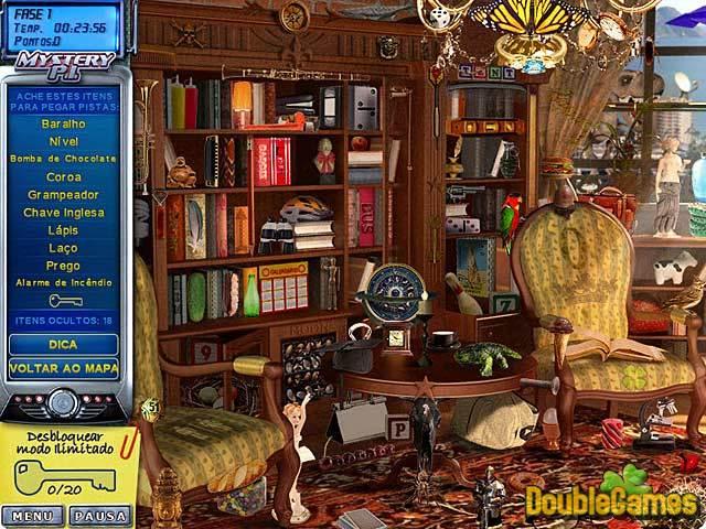 Imagens para download gratuito de Mystery P.I. - The Lottery Ticket 3