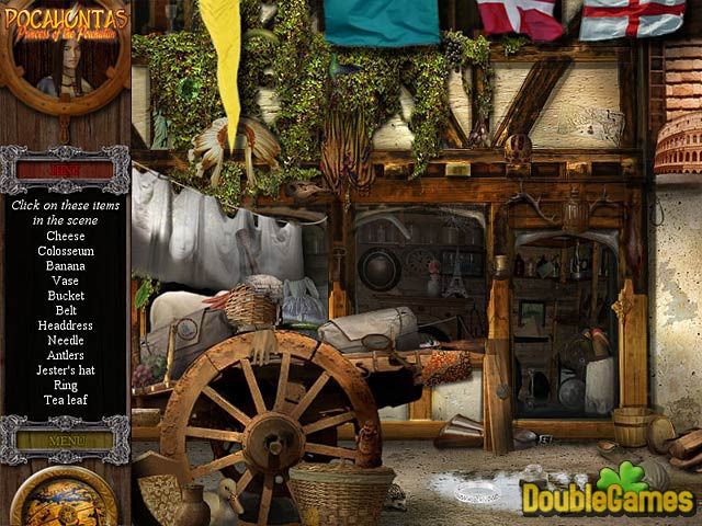 Free Download Pocahontas: Princess of the Powhatan Screenshot 1