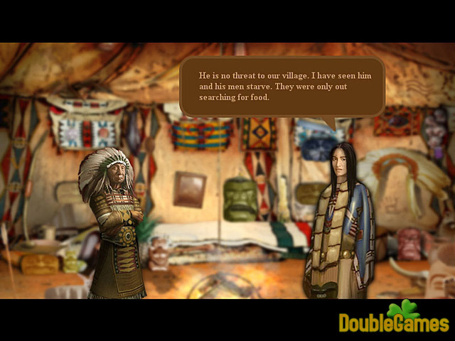 Free Download Pocahontas: Princess of the Powhatan Screenshot 3