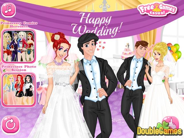 Princesses double wedding online game imagens para download gratuito de princesses double wedding 3 junglespirit Gallery
