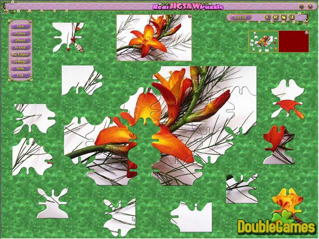 Free Download Real Jigsaw Puzzle Screenshot 1