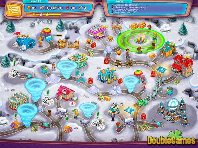 Free Download Rescue Team: Planet Savers. Collector's Edition Screenshot 2