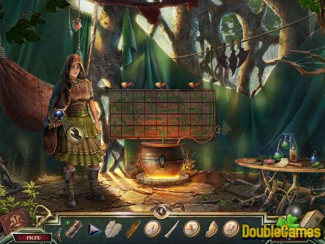 Free Download Sacred Almanac: Traces of Greed Screenshot 1