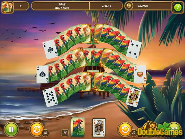 Free Download Solitaire Beach Season: A Vacation Time Screenshot 3