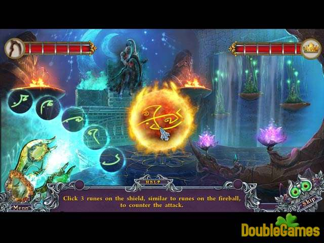 Free Download Spirits of Mystery: The Moon Crystal Screenshot 3