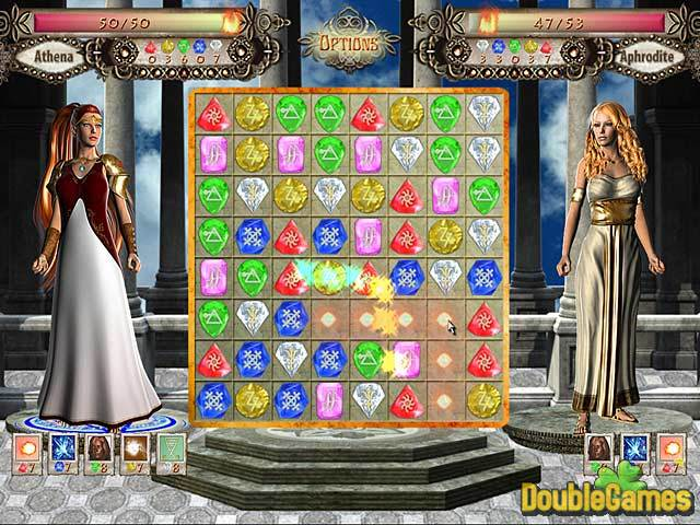 Free Download Throne of Olympus Screenshot 1