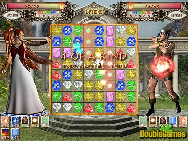 Free Download Throne of Olympus Screenshot 2