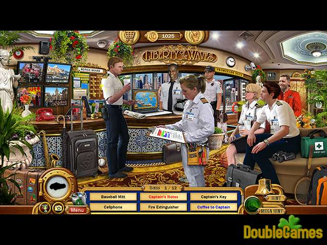 Imagens para download gratuito de Vacation Adventures: Cruise Director 7 Collector's Edition 1