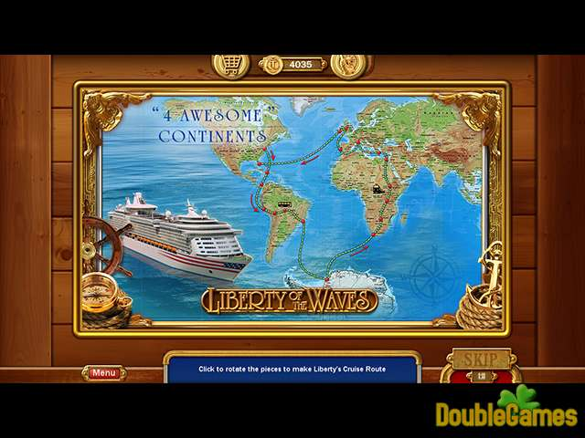 Imagens para download gratuito de Vacation Adventures: Cruise Director 7 Collector's Edition 2